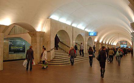 Метрополитен увеличил количество поездов / Фото Википедии