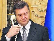Янукович поддержал план НАТО