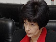 Депутаты не захотели слушать Лутковскую
