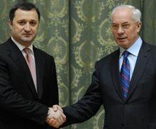 Влад Филат та Николай Азаров