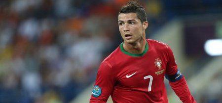 Дубль Роналду вивів збірну Португалії в чвертьфінал Євро-2012