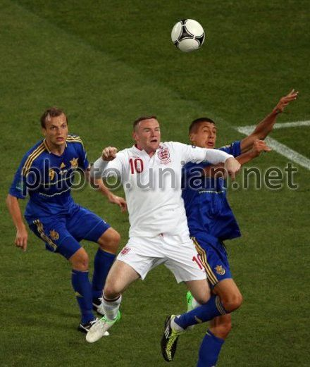 Україна Англія 0:1 190612 Євро-2012