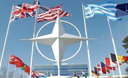 Украина стремится стать членом НАТО