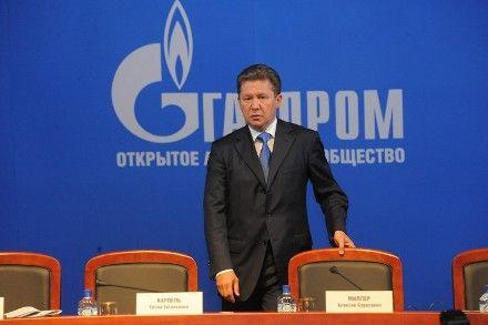 Миллер думает, что будут использовать газ Газпрома