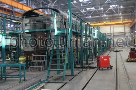 Крюковский вагоностроительный завод
