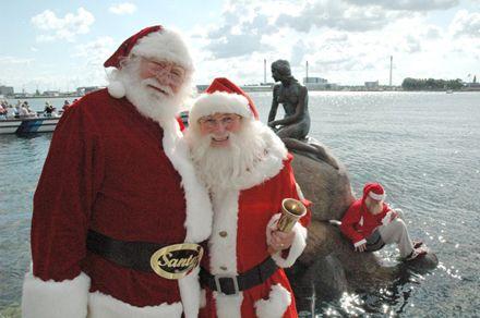 Конгресс Санта Клаусов проходит в Дании. Фото с официального сайта