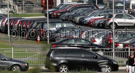 125 автомобилей исчезли со штрафплощадки
