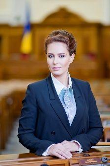 Ірина Бережна народний депутат України