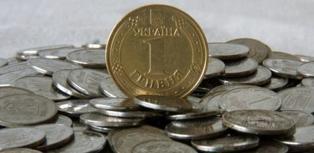 с начала года на счета украинских банков пришло 19 млрд. грн