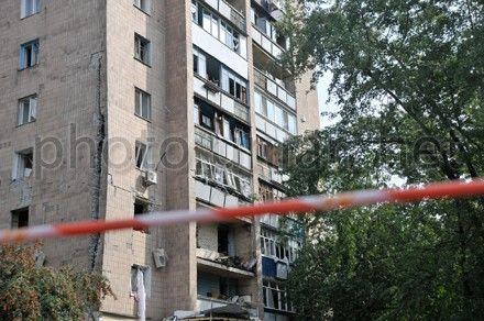 Харків, вибух
