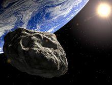 Астероид пролетит мимо