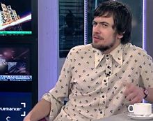 "Петр Верзилов. Кадр телеканала ""Дождь"""