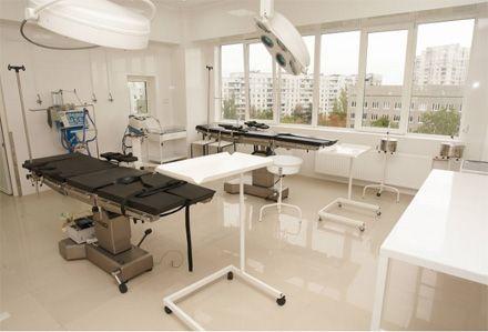 Обласна лікарня, операційний блок, відкриття 5 жовтня 2012