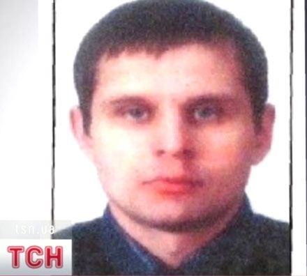 В милицейских ориентировках на Мазурка размещено его паспортное фото Фото ТСН