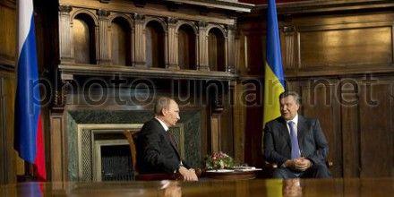 Путин и Янукович наконец-то договорились