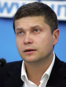 Павел Ризаненко дал пресс-конференцию