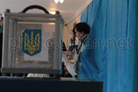 Явка на выборах в Василькове составляет 25%