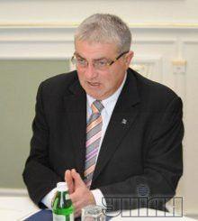 Посол Израиля в Украине Реувен Дин-Эль