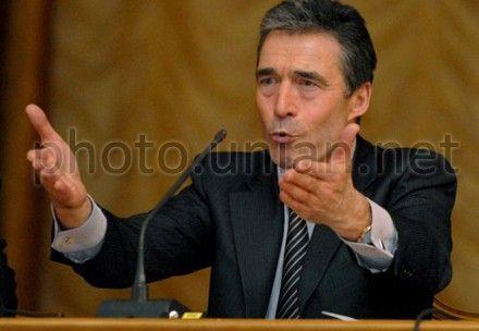 Расмуссен взял во внимание выводы миссии ОБСЕ