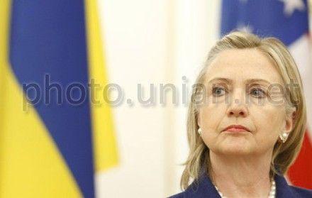 Хиллари Клинтон вновь выразила глубокую обеспокоенность США