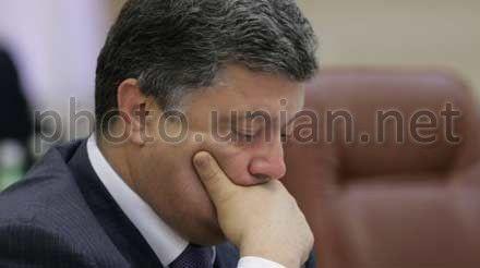 Петр Порошенко обещает сказать, когда напишет