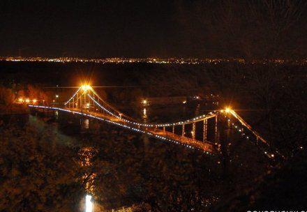 Пешеходный мост, фото с сайта pohodushki.org