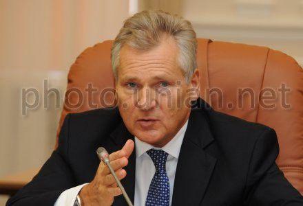 Квасневский: Еще летом было ясно, что Россия торпедирует Соглашение