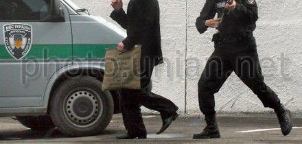 Ограбить инкассаторов пытался бывший сотрудник СБУ