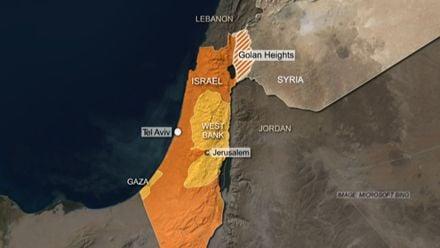 По Израилю выпустили ракету / Фото: Microsoft bing