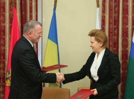 Валентин Дулуб, Наталя Комарова. Югра. Угода 7-9 грудня 2012.