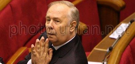 Володимир РИБАК. Голова Верховної ради України. 13.12.2012