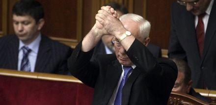 Микола Янукович. 13 грудня 2012. Верховна рада дала згоду на призначення прем`єром