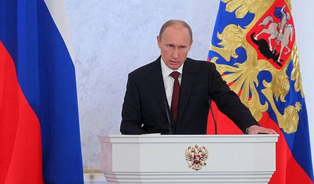 Путин надеется, что США его понимают / Фото: www.kremlin.ru