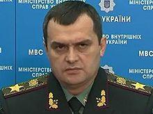 Віталій Захарченко. Міністр внутрішніх справ України