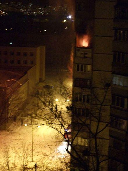Харків, вибух газу у 16-поверхівці, 16 грудня 2012