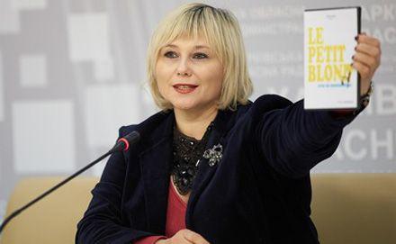 Вікторія Маренич. Прес-конференція «Харьковская сирень». 18 грудня 2012