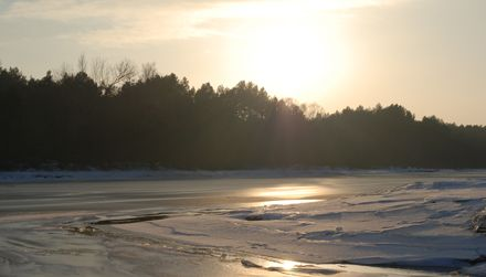Земля получила сегодня наименьшее количество солнечного тепла