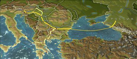 Южный поток / Фото : finanus.ru