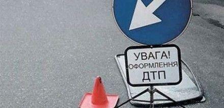Вследствие ДПТ пострадали шесть пассажиров