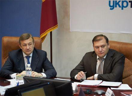 Михайло Добкін. Селекторна нарада з Вілкулом, 28 січня 2012 р.