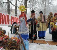 Різдво, Тимошенко