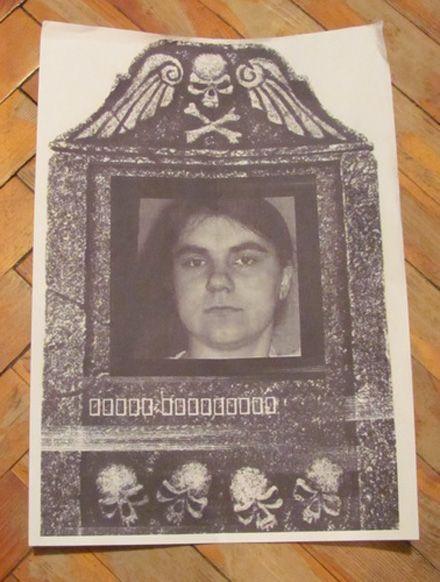 Листівка із зображенням журналістки Жанни Титаренко