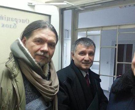 Депутаты продолжают блокировать выходы/ Фото з Facebook А. Авакова