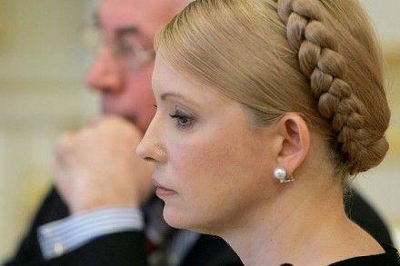 тимошенко / Официальный сайт Президента Украины