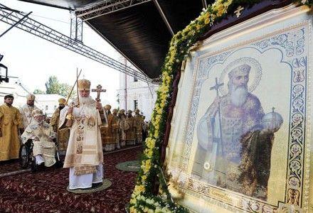 День Крещения Руси отмечается 28 июля