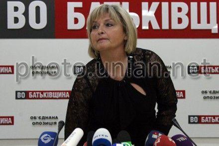 Ирина Луценко задекларировала доходы