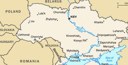Украина предлагает свою территорию для переговоров