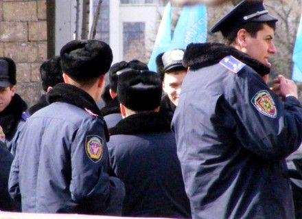 Милиция уверяет, что действовала в рамках закона / Фото: kharkov.comments.ua