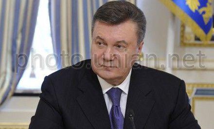 Янукович передал слова поддержки и пожелания скорейшего выздоровления всем пострадавшим