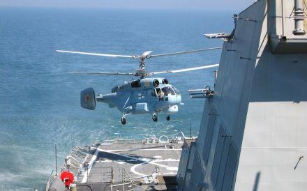 Украина примет участие в операции против пиратов, фото прес-службы Минобороны